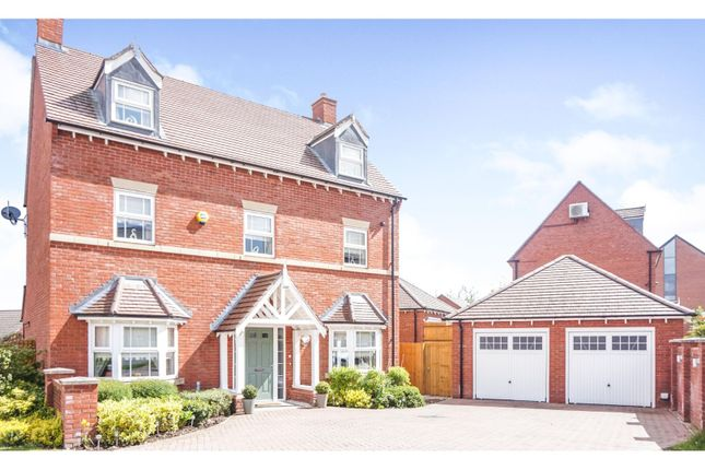 Thumbnail Detached house for sale in Gerards Way, Coleshill