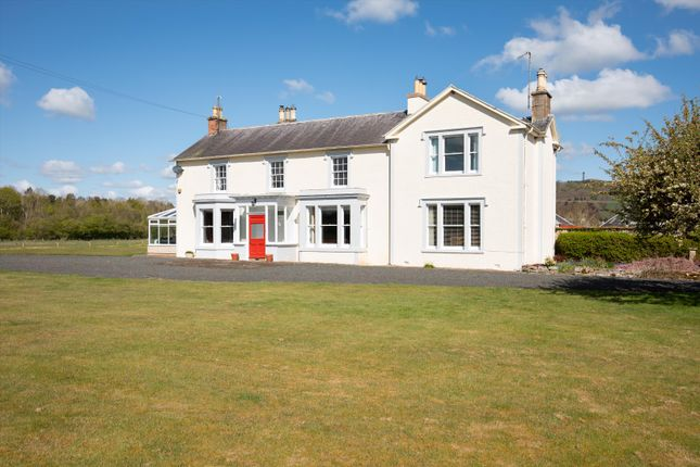 Thumbnail Detached house for sale in Mounthooly, Jedburgh, Roxburghshire