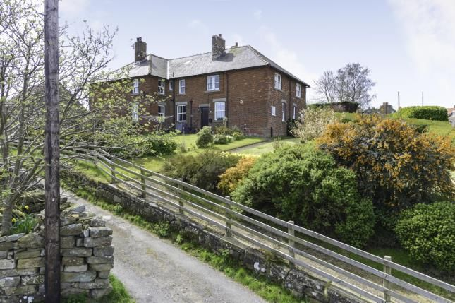 Thumbnail Semi-detached house for sale in High Street, Castleton, Whitby, North Yorkshire