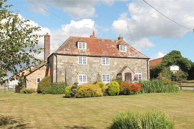 Thumbnail Detached house for sale in Hartgrove, Shaftesbury, Dorset