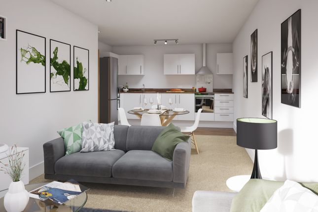 Thumbnail Flat for sale in Racecourse Road, Newbury, Berkshire
