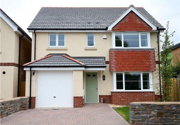 Thumbnail Detached house for sale in Plot 1 - The Showhome, Charlotte Mews, Heath Rise, Bristol