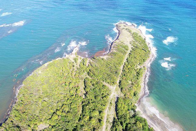 Thumbnail Land for sale in 3Acreslatantepointe, La Tante, St. David's, Grenada