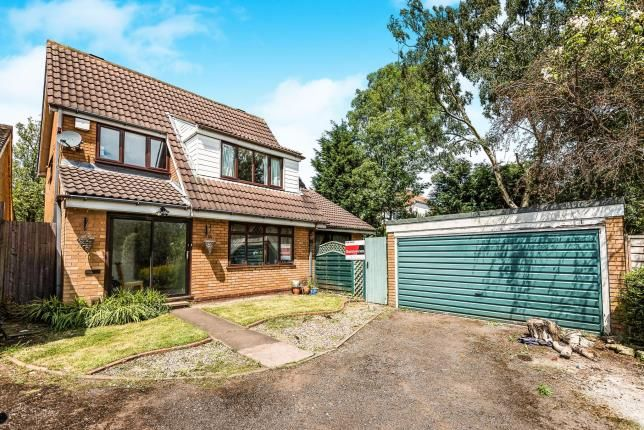 Thumbnail Detached house for sale in Albany Grove, Essington, Wolverhampton, Staffordshire