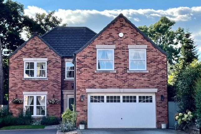 Thumbnail Detached house for sale in Lock Keepers View, Sprotbrough, Doncaster
