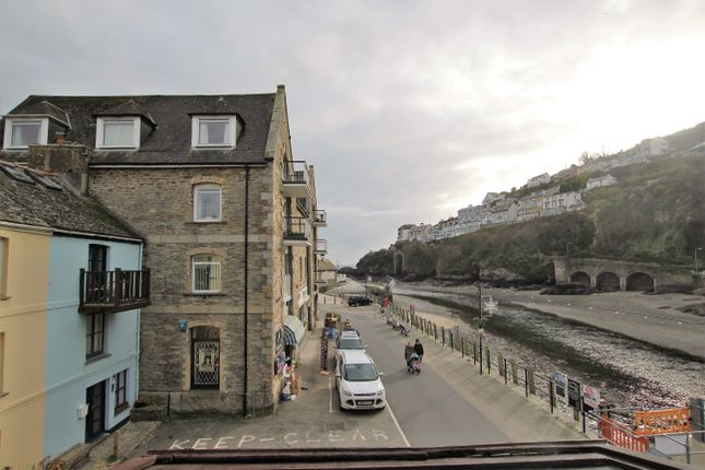 Thumbnail Flat to rent in The Quay, East Looe