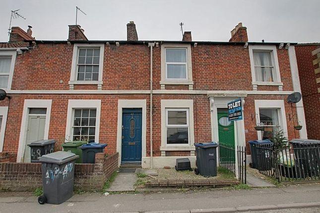 Thumbnail Terraced house to rent in Bond Street, Trowbridge