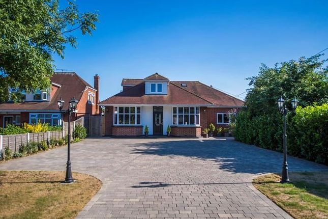 Thumbnail Detached house for sale in Rayleigh Road, Eastwood, Leigh-On-Sea