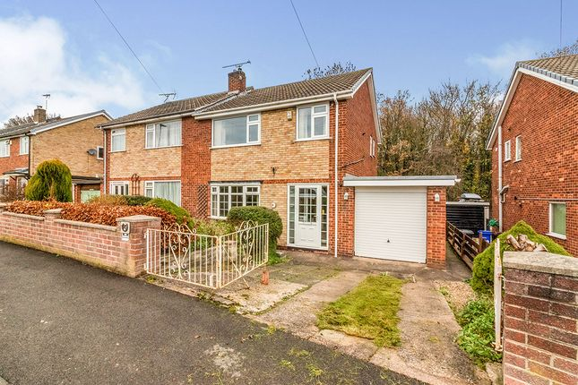 3 bed semi-detached house for sale in Glenwood Crescent, Chapeltown, Sheffield, South Yorkshire S35