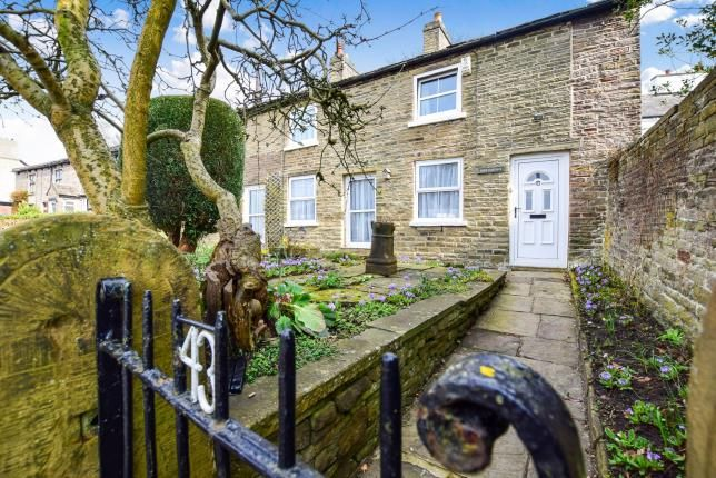 Thumbnail Detached house for sale in Rainow Road, Higher Hurdsfield, Macclesfield, Cheshire