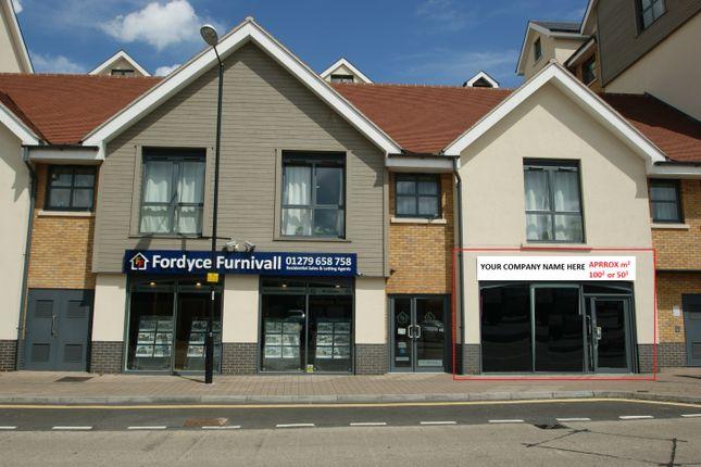 Thumbnail Retail premises to let in Riverside Wharf, Bishops Stortford