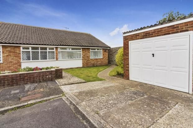 2 Bed Semi Detached Bungalow For Sale In Ambleside Road Sompting