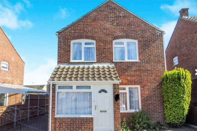 Thumbnail Detached house to rent in Weavers Croft, Harleston