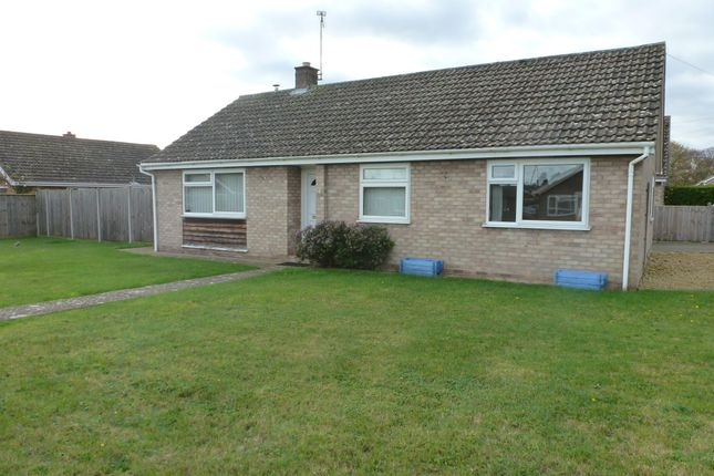 Thumbnail Bungalow to rent in St. Peters Walk, Hockwold, Thetford