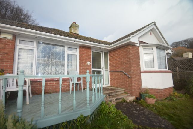 Thumbnail Bungalow to rent in Seymour Drive, Torquay