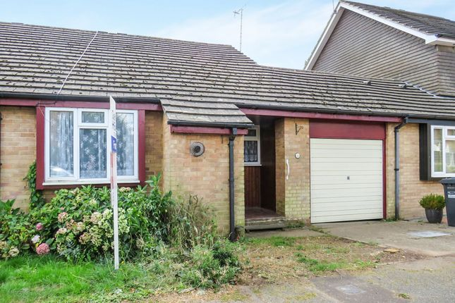 Thumbnail Semi-detached bungalow for sale in St. Agnes Road, East Grinstead