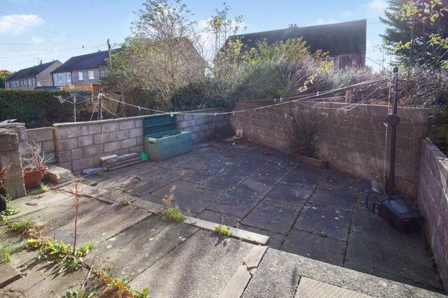 Rear Garden of Findcastle Terrace, Dundee DD4