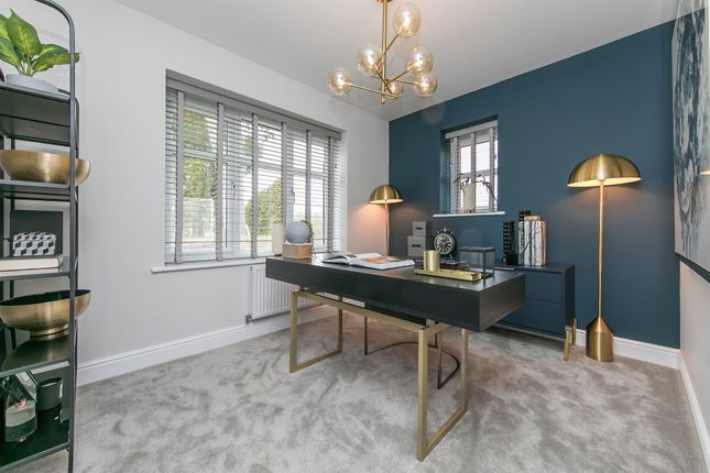 Thumbnail Detached house for sale in Bullwood Gardens, Bullwood Hall Lane, Hockley