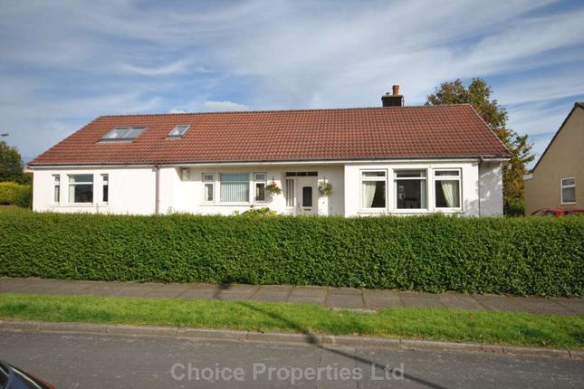 Thumbnail Detached bungalow for sale in Moorfield Avenue, Kilmarnock