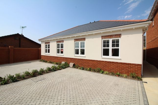 Thumbnail Semi-detached bungalow for sale in Dorchester Road, Upton, Poole