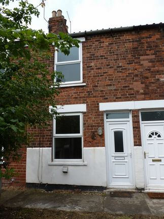 Thumbnail Terraced house to rent in Sparkmill Terrace, Beverley