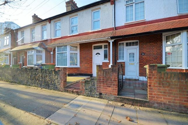 Thumbnail Terraced house for sale in Gardner Road, Plaistow