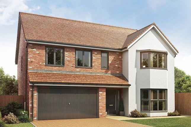 "Thumbnail Detached house for sale in ""The Kirkham"" at Vigo Lane, Chester Le Street"
