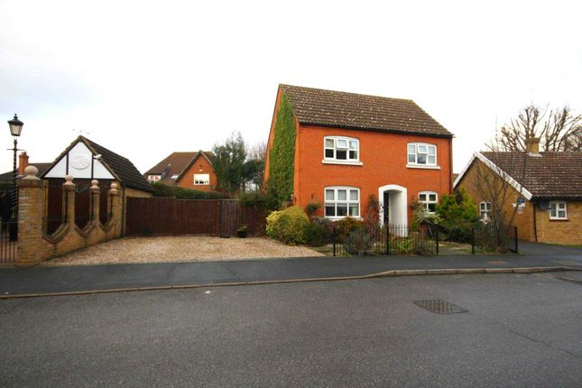 Thumbnail Detached house for sale in Fore Street, Laindon, Basildon