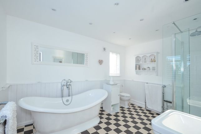 Thumbnail Detached house to rent in Southcroft, Chapmanslade, Westbury