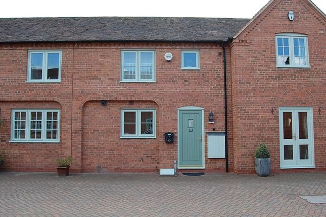 Thumbnail Town house to rent in Mill Court, Alvechurch, Birmingham