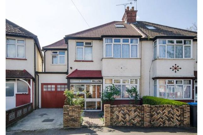 Thumbnail Semi-detached house for sale in Park Road, Wembley