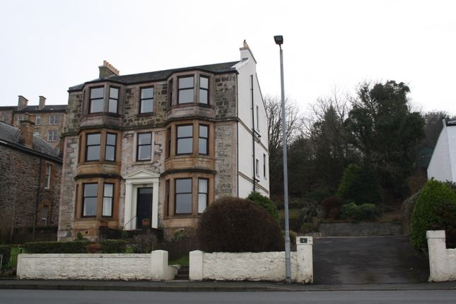 Thumbnail Flat for sale in 6 Mountstuart Road, Rothesay, Isle Of Bute