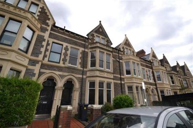Thumbnail Flat for sale in Kyveilog Street, Pontcanna, Cardiff