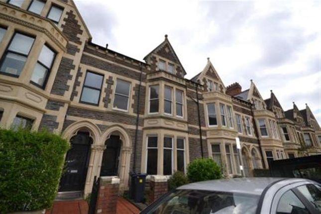 Thumbnail Flat for sale in Kyveilog Street, Pontcanna, Cardiff