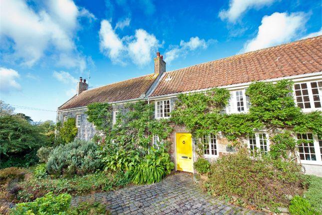 Thumbnail Detached house to rent in La Cour De Longue, Rue Des Issues, St Saviour's
