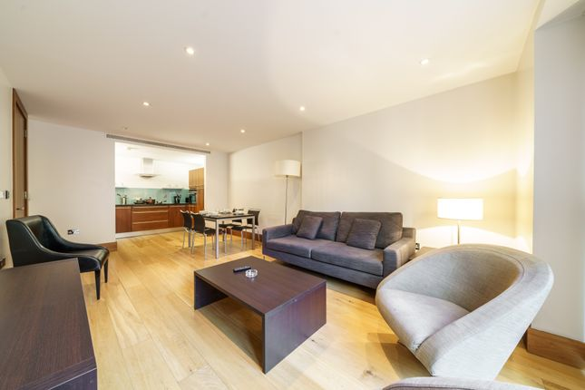 Thumbnail Flat to rent in Park View Residence, Baker Street, Marylebone