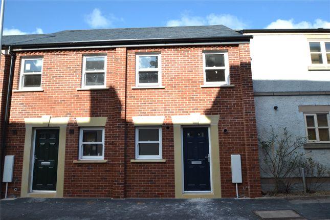 Thumbnail Terraced house to rent in Bampton Street, Tiverton, Devon