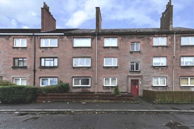 Thumbnail Flat for sale in Ferguson Street, Johnstone