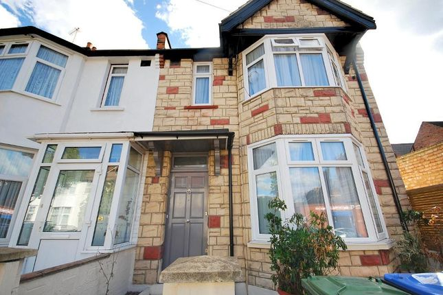 Thumbnail End terrace house to rent in Rosebank Avenue, Wembley, Middlesex