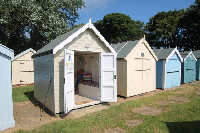 Studio for sale in Brackenbury Fort, Second Row, Cliff Tops, Felixstowe