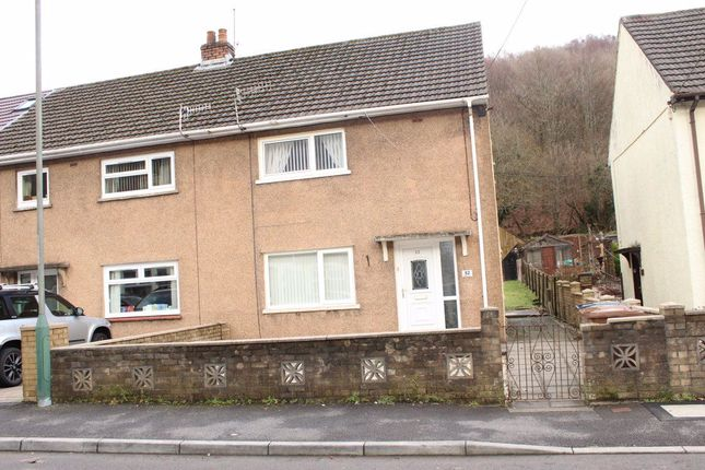 2 bed property to rent in High Street, Ynysddu, Newport NP11