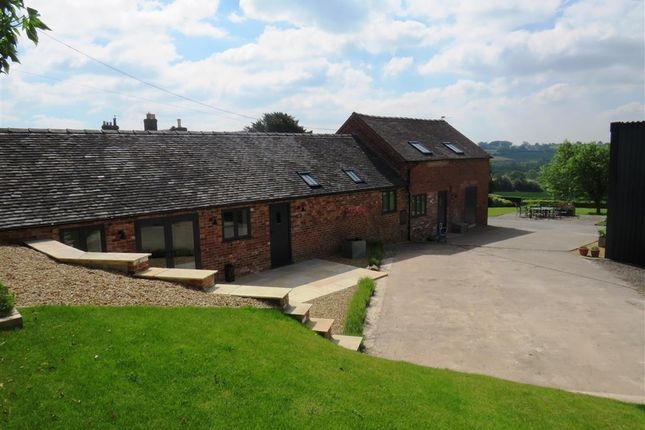 Thumbnail 2 bed semi-detached house to rent in Church Lane, Mugginton, Ashbourne
