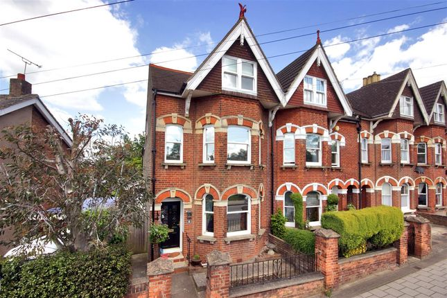 Thumbnail Semi-detached house for sale in Hurst Road, Horsham
