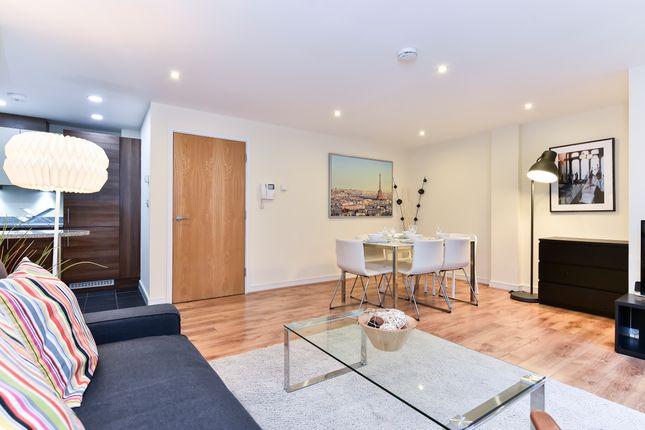 Thumbnail Flat to rent in Brushfield Street, Spitalfields, London