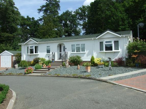 2 bed bungalow for sale in Burwash Park, Fontridge Lane, Etchingham, East Sussex