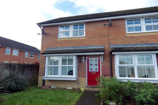 Thumbnail Terraced house to rent in Hallbrooke Gardens, Binfield, Bracknell