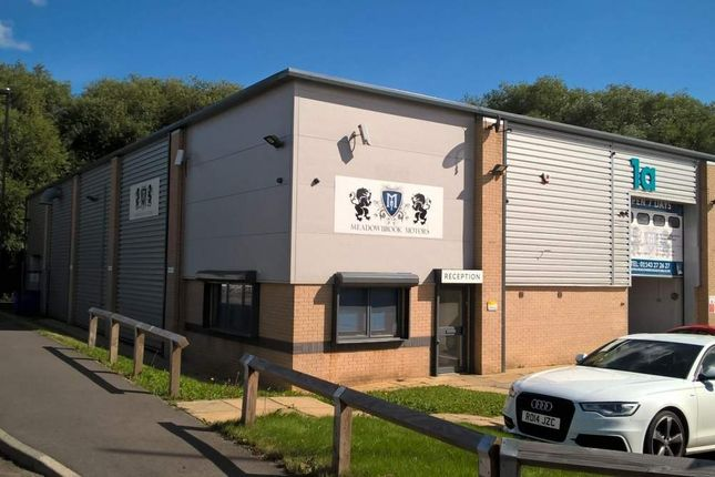 Thumbnail Light industrial for sale in Unit 1A, Meadowbrook Park, Sheffield