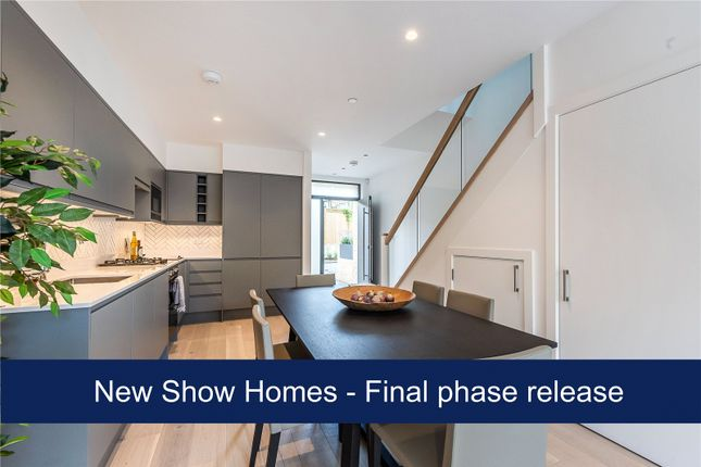 Thumbnail Terraced house for sale in Spindle House, 54 Avonley Road, London
