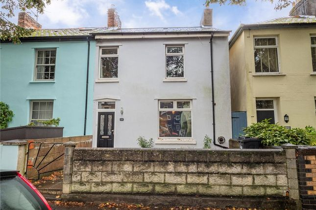 Thumbnail End terrace house for sale in Severn Grove, Pontcanna, Cardiff