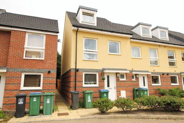 Thumbnail End terrace house for sale in Raven Close, Watford